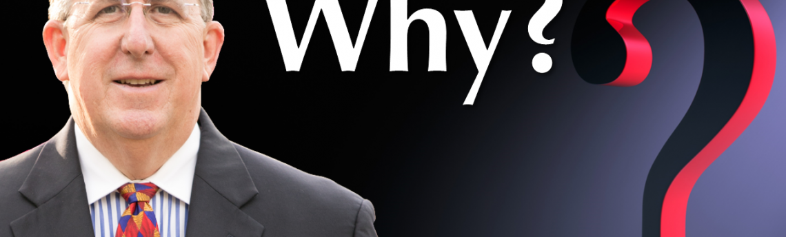 "09.19.2018 – ""Why?"" with Rev. Richard Rogers"