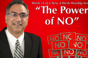 "09.09.2018 - ""The Power of No - Week 1"" with Rev. Richard Maraj"
