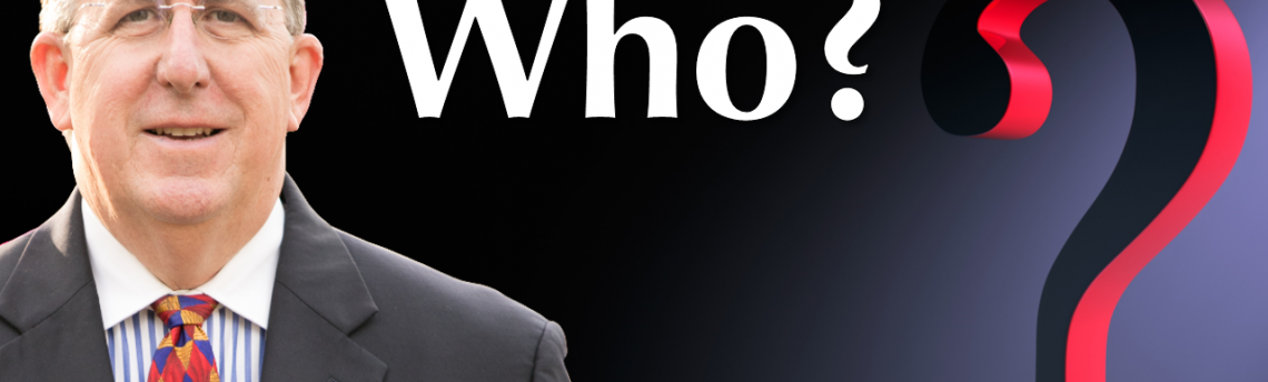 """10.03.2018 – """"Who?"""" with Rev. Richard Rogers"""