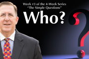 "10.03.2018 - ""Who?"" with Rev. Richard Rogers"
