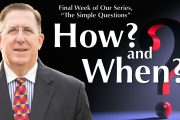 "10.10.2018 - ""How? and When?"" with Rev. Richard Rogers"