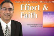 "10.14.2018 - ""Effort & Faith"" with Rev. Richard Maraj"