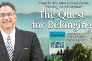 09.08.2019  - The Quest for Belonging by Rev. Richard Maraj